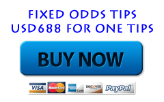 FIXED ODDS PRICE